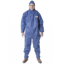 3M Economy Type 5/6 Disposable Coverall - Blue