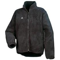 Helly Hansen 72065-990 Red Lake Zip In Jacket - Black