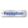Visual Impact Door Sign - Reception