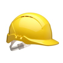 Safety Helmet Concept VENTED full Peak S09YF Yellow