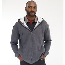 Tuf Revolution Hooded Zip-Up Sweatshirt