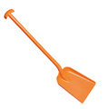 One Piece Polypropylene Shovel
