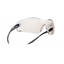Bolle Cobra HD Hydrophobic Spectacles c/w Strap Clear Lens