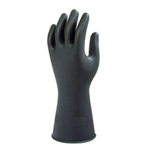 Black Heavyweight Chemical Glove