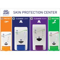 Deb SSCLGE1EN Stoko 3-Step Skin Protection Centre - Large
