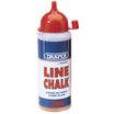115G Plastic Bottle of Red Chalk for Chalk Line