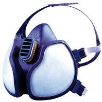 3M 4279 Valved Reusable Half Face Mask