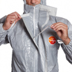 DuPont Tychem F Chemical Disposable Coverall