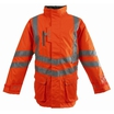 PR502 Hi-Vis Orange Jacket
