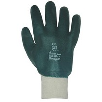 Double Dip PVC Fully Coated Knitwrist Glove
