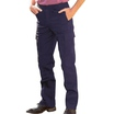 UC903 Navy Action Trousers - Tall Leg