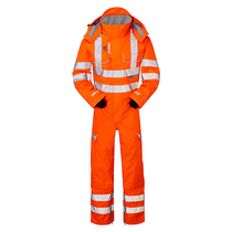PR505 PULSAR® Rail Spec Foul Weather Breathable Coverall (GO/RT)
