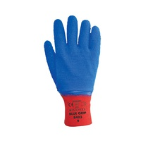 Blue Grip Fully Coated Natural Latex Glove