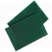 230mm x 150mm Green Scouring Pads