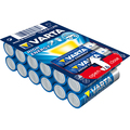 Varta High Energy Big Box Resealable Battery Pack x 12 AAA