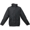Regatta TRW297 Dover Fleece Lined Jacket - Black