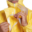 DuPont Tychem 2000 C Chemical Coverall - Yellow