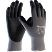 ATG 42-874B MaxiFlex Ultimate with AD-APT Nitrile Palm Coated Glove