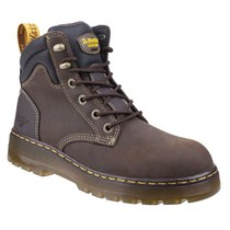 Dr Martens Brace Brown Boot