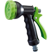 Heavy Duty 7 Pattern Garden Spray Gun