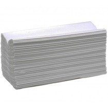 HC2W23OPT C-Fold White Hand Towels