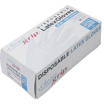 KeepCLEAN Economy Latex Disposable Glove