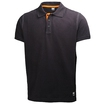 Helly Hansen Oxford  Polo Shirt Black - 79025-990