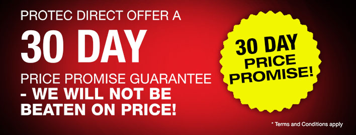 30 Day Price Promise Guarantee!